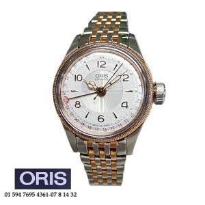 オリス ORIS 01 594 7695 4361-07 8 14 32 ビッグクラウン ポインター...