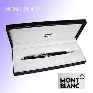 モンブラン MONT BLANC ボールペン 164P-2866 マイスターシュテュック  プラチナライン クラシック|flore