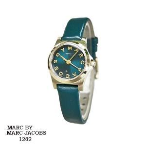 マーク バイ マーク ジェイコブス 腕時計 MARC BY MARK JACOBS  MBM1282  グリーン文字盤 クオーツ レディース|flore