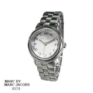 マーク バイ マーク ジェイコブス 腕時計 MARC BY MARK JACOBS  MBM3173  ミラー文字盤 クオーツ レディース|flore