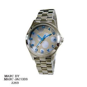 マーク バイ マーク ジェイコブス 腕時計 MARC BY MARK JACOBS  MBM32689  ミラー文字盤   SSベルト クオーツ  レディース|flore