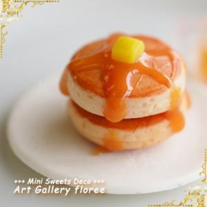 Lovely bread パンケーキ立体型(シリコーン型) floree 04