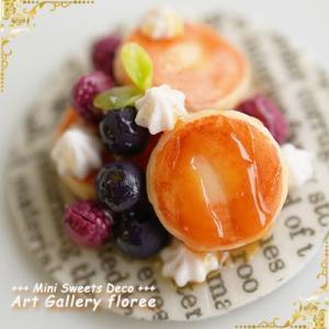 Lovely bread パンケーキ立体型(シリコーン型) floree 05