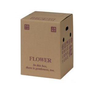 120サイズ 宅配ボックス PS-104(大型アレンジメント6〜7寸鉢物) @410円×30組 花材・資材 / ランドセル ラッピング お店 フロロ|floro