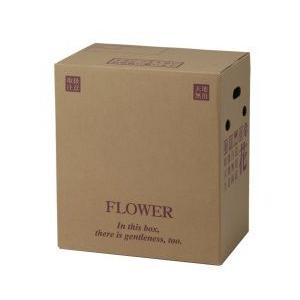 120サイズ 宅配ボックス PS-106(大型アレンジメント4〜5寸鉢物) @410円×30組 花材・資材 / ランドセル ラッピング お店 フロロ|floro
