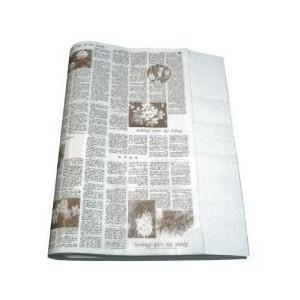 ニュース包装紙 セピア 並口40g/ 中(4才)1000枚 / ランドセル ラッピング お店 フロロ|floro