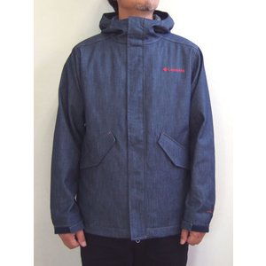 【Dr.DENIM HONZAWAコラボ】 生地表面における撥水加工で水や汚れを弾いて防ぐジャケット...