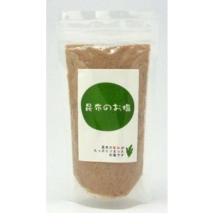昆布のお塩 200g 調味料 塩 ミネラル エフ・エル・アイ|flourhiro