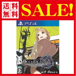 OCCULTIC;NINE - PS4|flow1