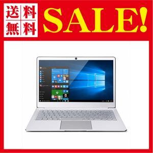 【Win 10搭載】Jumper EZbook X4 ノートパソコン ノートブック 14.1インチ バックライトキーボード IPSワイド液晶 6GB|flow1