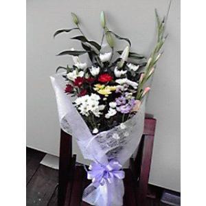 お悔やみ花束 おまかせ|flower-8729
