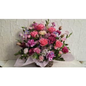 フラワーアレンジメント おまかせ|flower-8729