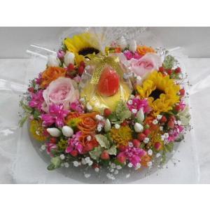 フラワーケーキ|flower-8729|03