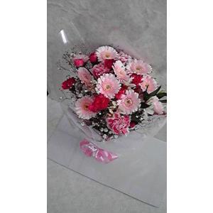 花束 ブーケ風 花材おまかせ|flower-8729|04