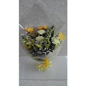 花束 ブーケ風 花材おまかせ|flower-8729|06