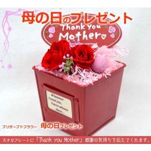 「母の日」 プリザーブドフラワー ギフト 花 祝 母 プレゼント|flower-c2