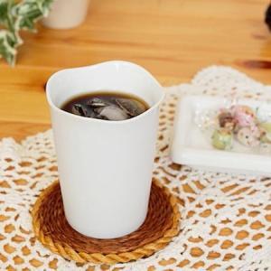 ゆらり フリーカップ      洋食器 白い食器 湯呑み アウトレット 日本製