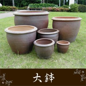 資 大鉢LL R-05(LL) (穴あり) 送料無料 植木鉢 flower-net