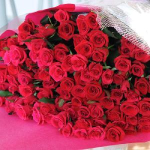 赤いバラ60本 薔薇 ばら 還暦 60歳 誕生日 花束|flower