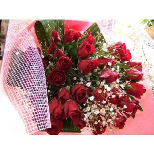 薔薇の花束、年齢の数だけ