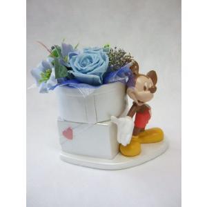 ハートフルミッキー flowerelegance