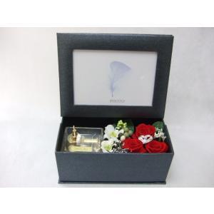 プリザーブドフラワー フォトボックス|flowerelegance