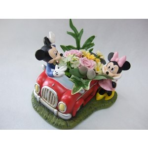 ミッキーアンドミニー flowerelegance