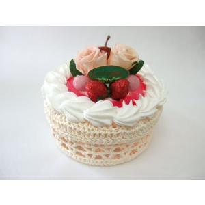 プリザホールケーキ flowerelegance