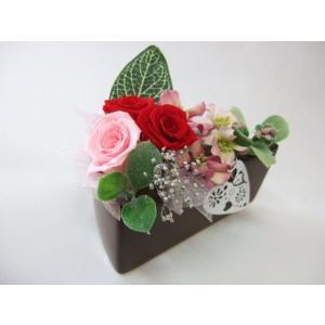 プリザスイーツケーキ flowerelegance
