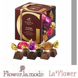 母の日 バレンタインデー ホワイトデーギフトスイーツ GODIVAラッピングチョコレート トリュフ ...