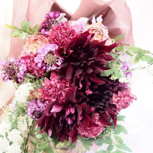 バラの花束「ピンク」|flowerliberte