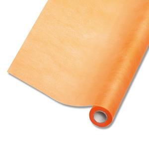 HEIKO フラワーラップ #86オレンジ 不織布シート ラッピングペーパー 65cmx20m 包装紙|flowernana