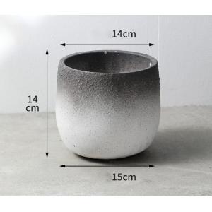 花器 花瓶 フラワーベース 四角 ストライプ 花 陶器   ギフト サイズー15cm*14cm*14cmH  穴あり,ガーデニング,園芸,鉢|flowernana