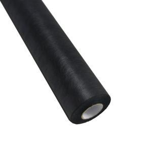 HONGBASE LAP30ベースラップ30ロールNo.22ブラックラッピングペーパー65cm×20m包装紙不織布30g flowernana