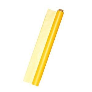 CINQ カラーワックスロール CW-09 YELLOW ラッピングペーパー 60cmx30m 包装紙 カラー WAX|flowernana