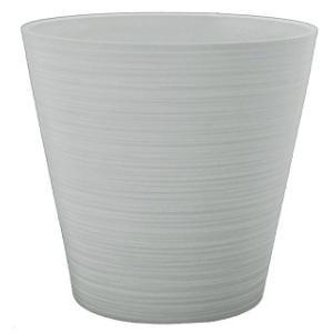 エコ・フレンドリーポット EGP4038WH 10号鉢カバー 白 1個|flowernana