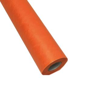 HONG BASE LAP30 ベース ラップ30ロール No.34 サンオレンジ ラッピングペーパー 65cm×20m 包装紙  不織布 30g|flowernana