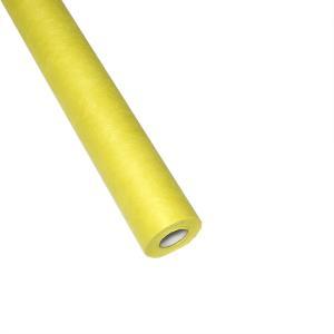 HONG BASE LAP30 ベース ラップ30ロール No.35 ディープイエロー ラッピングペーパー 65cm×20m 包装紙  不織布 30g|flowernana