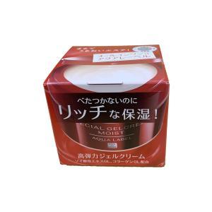 アクアレーベル スペシャルジェルクリーム (モイスト) 高保湿タイプオールインワン 90g|flowernana