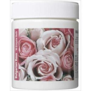 ブルガリアンローザ W酵素バス 入浴剤|flppr