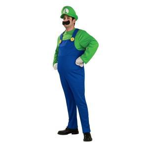Disguise Luigi Deluxe Adult