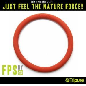 不思議なブレスレット FPS fuloope purering series 1.0 by i pure レッド L|flppr