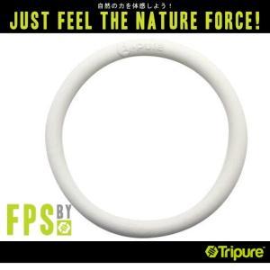 不思議なブレスレット FPS fuloope purering series 1.0 by i pure ホワイト L|flppr