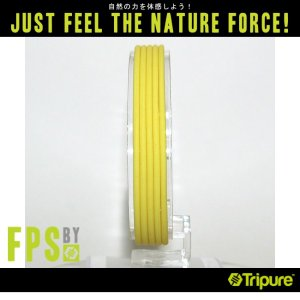 不思議なブレスレット FPS fuloope purering series 5.0 ネオン イエロー|flppr