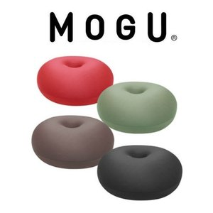 MOGU モグ ホールフロアクッション ブラック BK