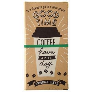 チケットホルダー コーヒー COFFEE ×5個セット|flppr