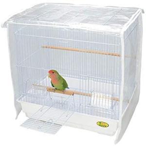 SANKO 鳥かご B96 バードケージ30用 クリアーケージカバー