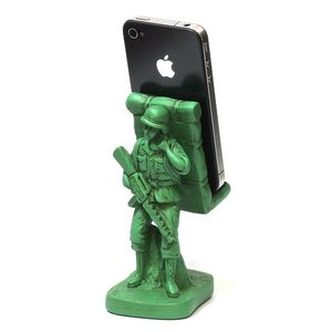 SMART PHONE STAND ARMY (スマート フォン スタンド アーミー)|flyers