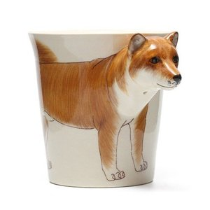 ANIMAL MAG SHIBA INU  (アニマル マグ 柴犬)|flyers