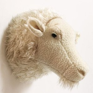 ANIMAL HEAD SHEEP (アニマル ヘッド シープ) 【送料無料】 flyers
